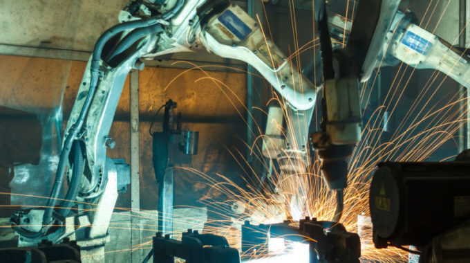 Welding Gas Equipment On The Rise